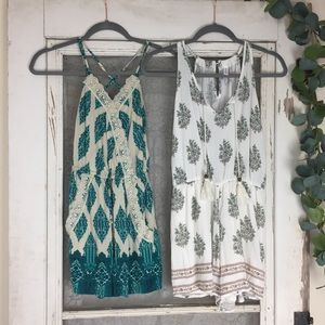 Xhilaration Boho romper set in sz. XS   J14